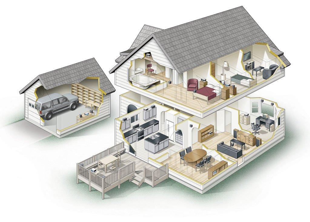 Проектирование дома своими руками фото