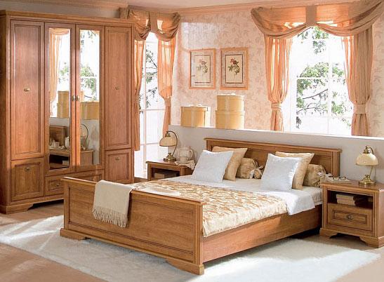 Кровать для спальни