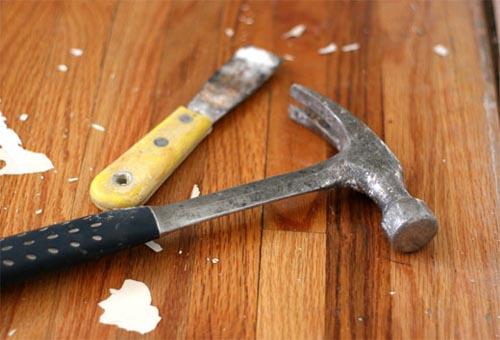 Делаем ремонт своими руками