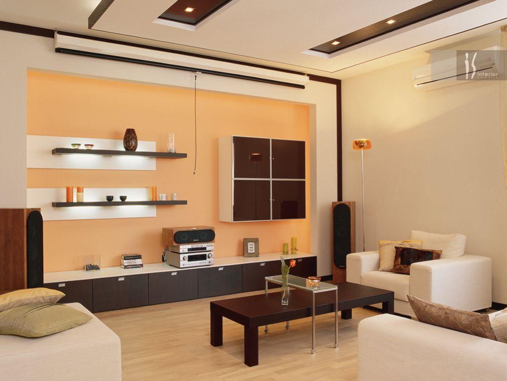 Дизайн дома гостиной