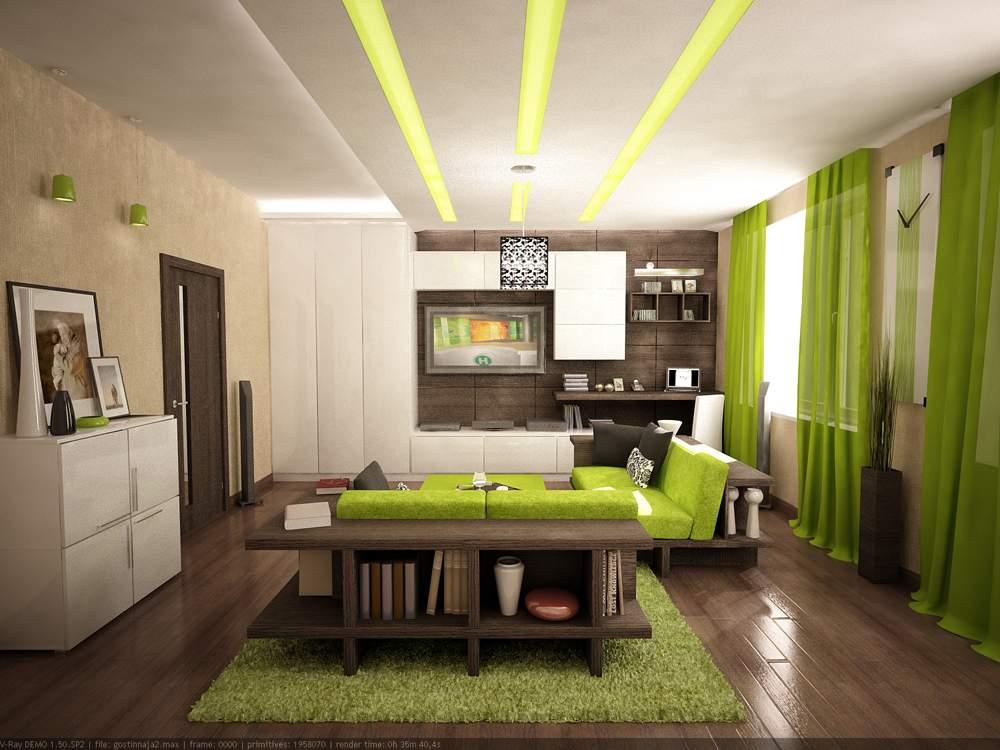 Дизайн гостиной stroibloger com